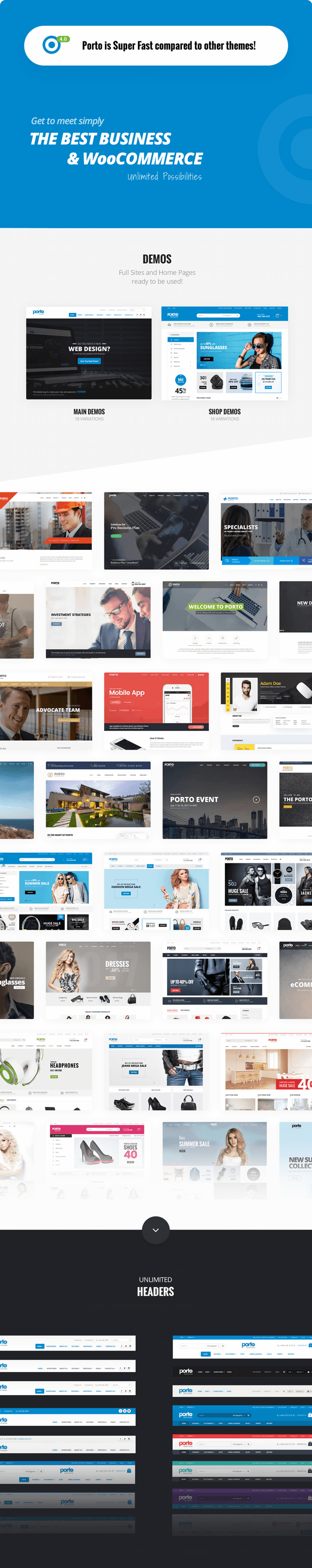 Porto | Responsive WordPress + eCommerce  - 1 - Porto | Multi-Purpose Wordpress & Ultimate WooCommerce Theme