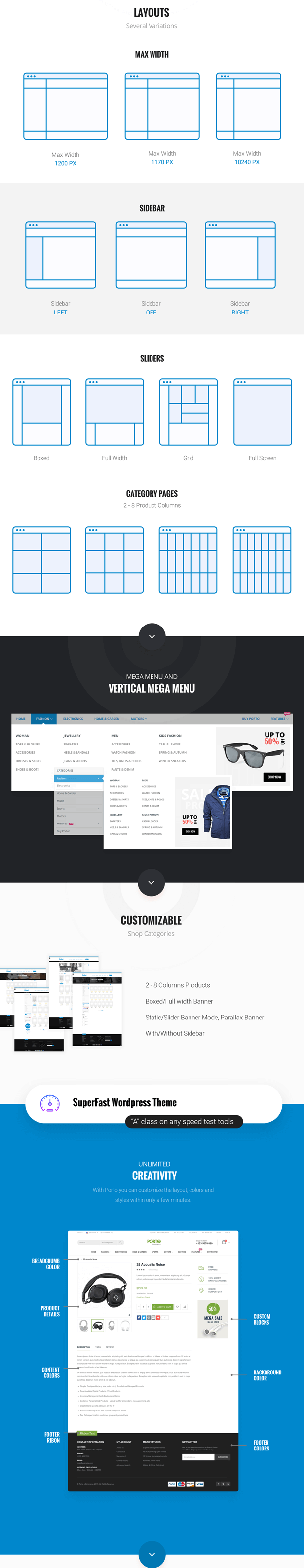 Porto | Responsive WordPress + eCommerce  - 2 - Porto | Multi-Purpose Wordpress & Ultimate WooCommerce Theme