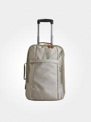 White Luggage