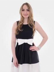Women Fashion Dress - Black