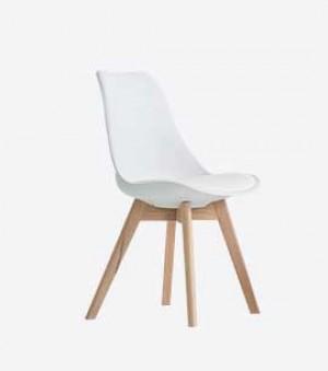 Modern White Chair