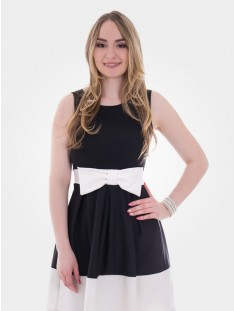 Women Fashion Dress - Black