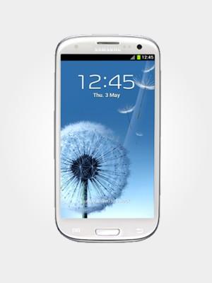 Blue-Samsung Galaxy