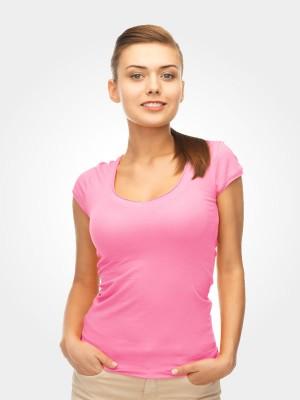 Pink Women Shirt