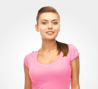Pink Fashion Top
