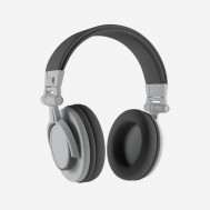 Black Grey Headset