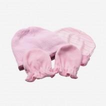 Pink Baby Caps