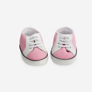 Pink Baby Spring Shoes