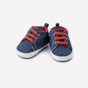 Blue Boy Spring Shoes