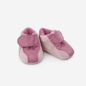 Pink Winter Girl Shoes