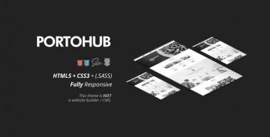 PortoHUB – Magento Theme
