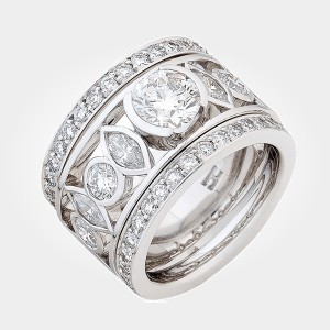 Diamond Jewellery Ring