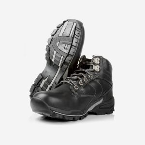 Black Porto Men Shoes