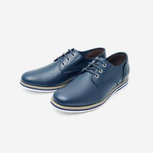 Gentle Casual Blue Shoes