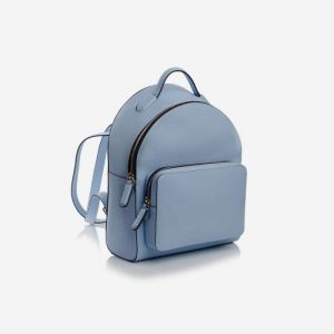 Blue Backpack for Young