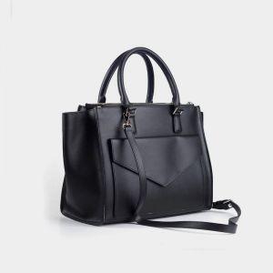 Porto Black Bag