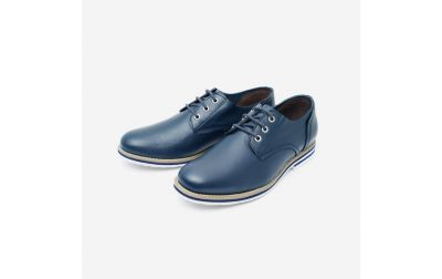 Casual Blue Shoes