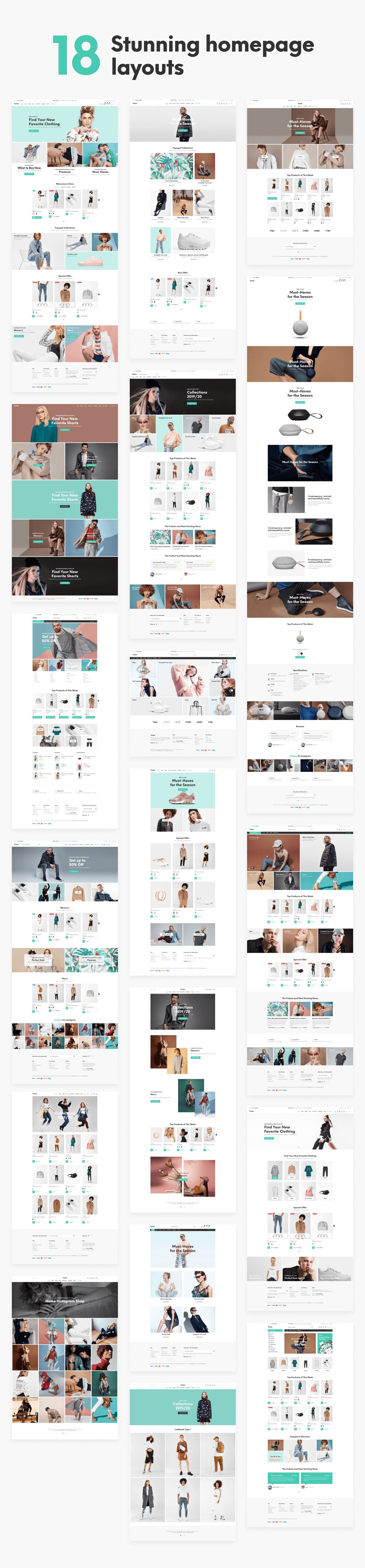 Yanka - Fashion Multipurpose Shopify Theme - 6
