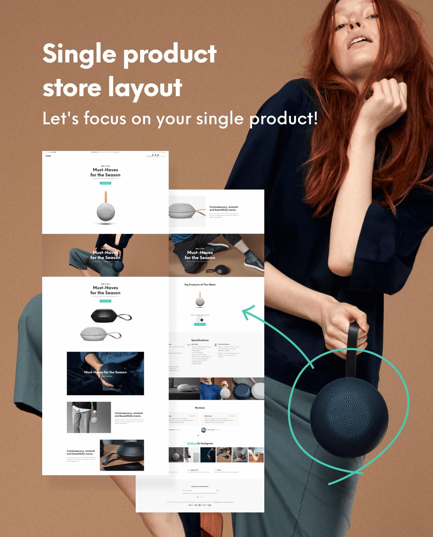 Yanka - Fashion Multipurpose Shopify Theme - 10