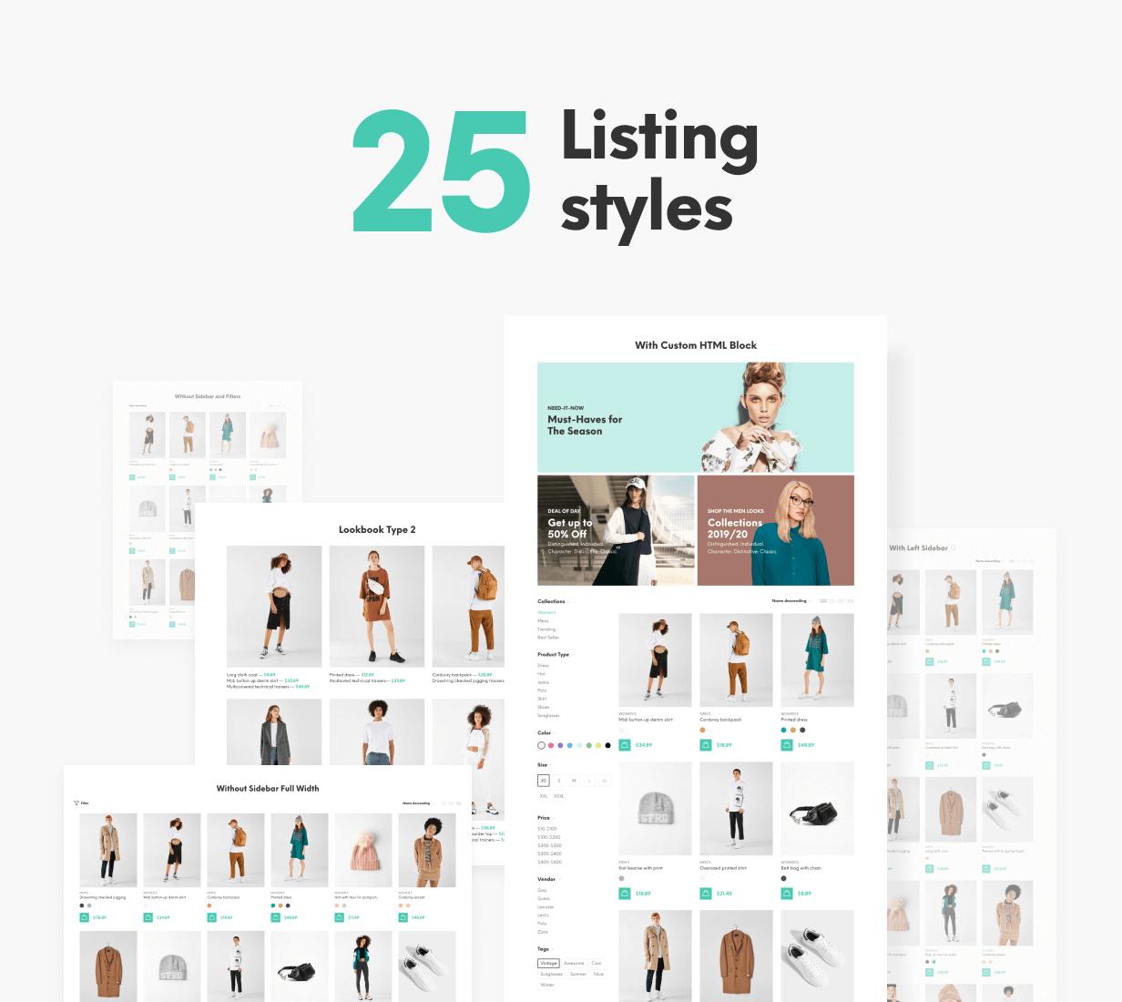 Yanka - Fashion Multipurpose Shopify Theme - 11