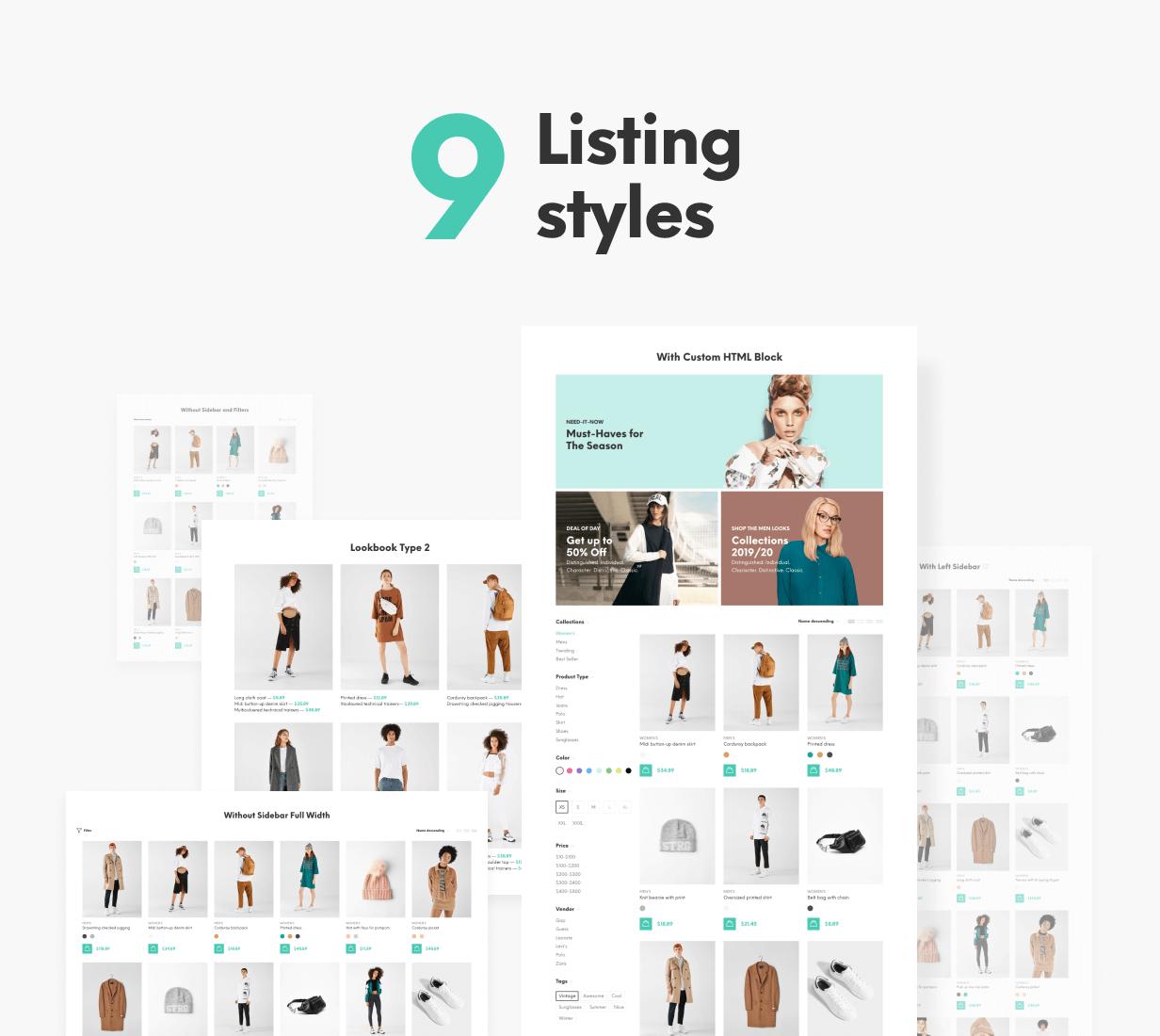 Yanka - Fashion Multipurpose Shopify Theme - 12
