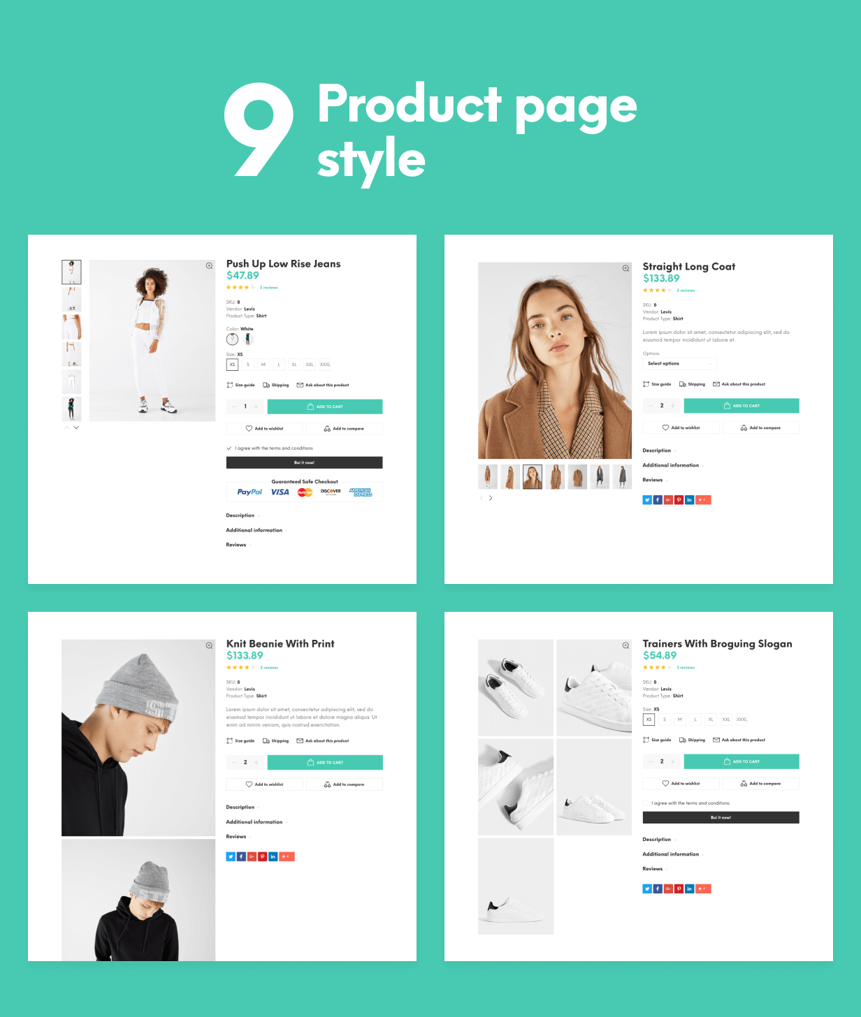 Yanka - Fashion Multipurpose Shopify Theme - 13