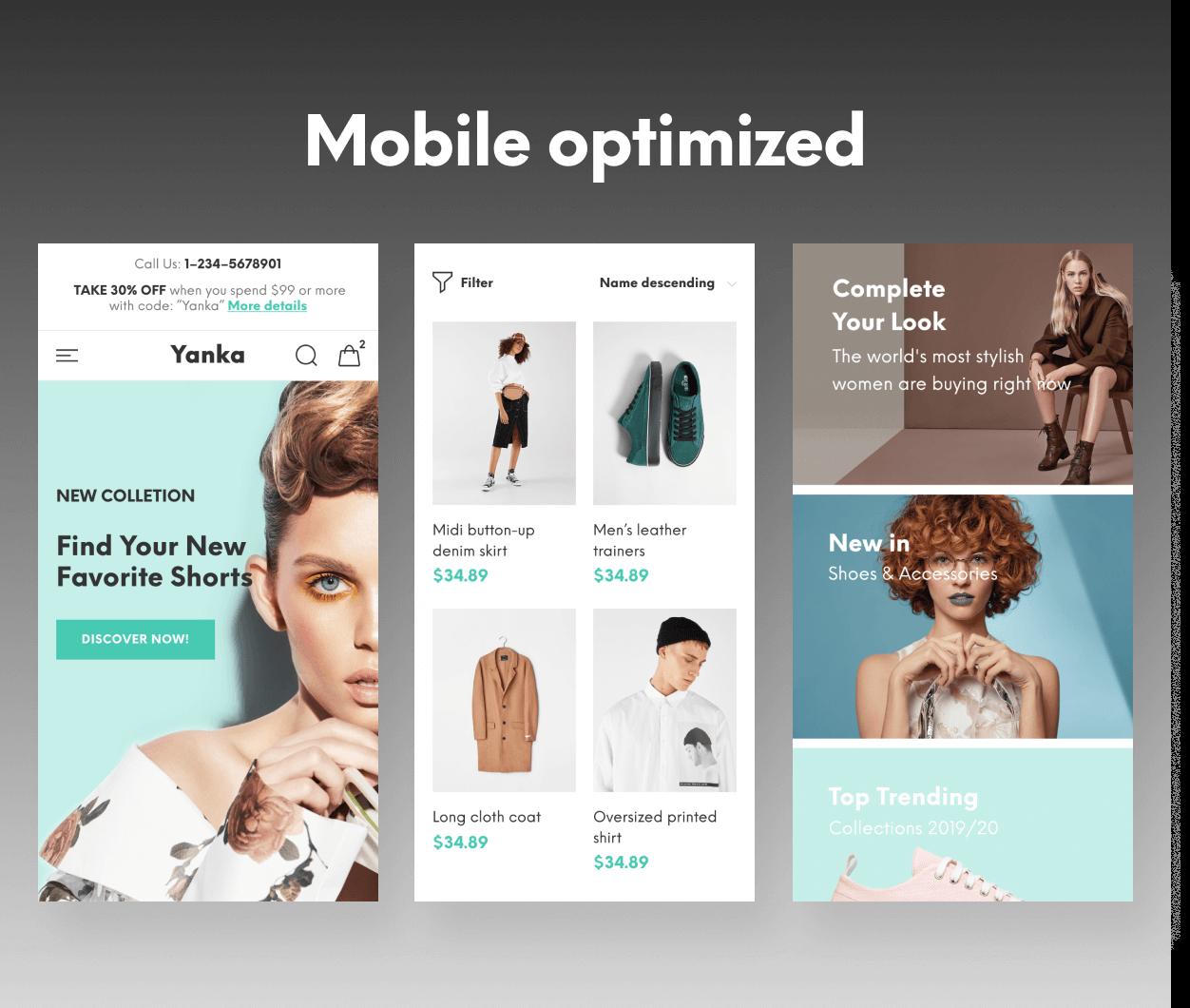 Yanka - Fashion Multipurpose Shopify Theme - 42