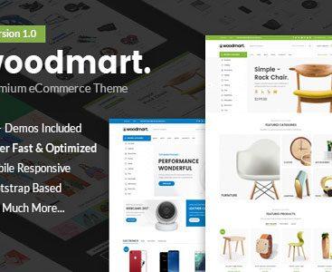 electro electronics store online store wordpress woocommerce theme w/activation key